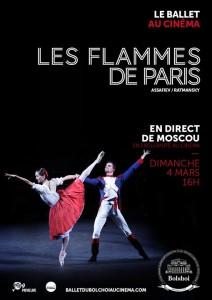Les Flammes de Paris @ Cinéma l'Ermitage | Fontainebleau | Île-de-France | France