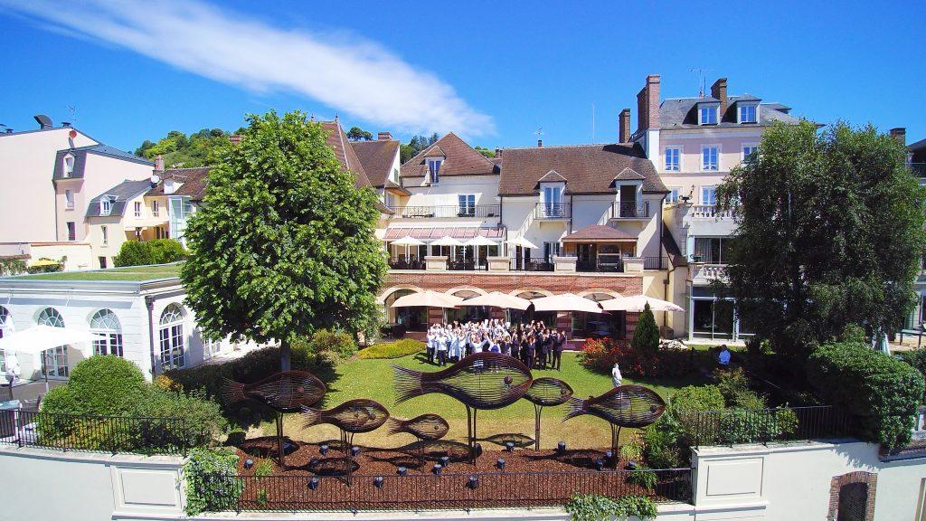 Un moment gastronomique. @ La Côte Saint-Jacques | Montlivault | Centre-Val de Loire | France