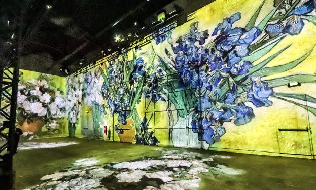 Vincent Van Gogh à l'Atelier des Lumières @ Atelier des Lumières   Paris   Île-de-France   France