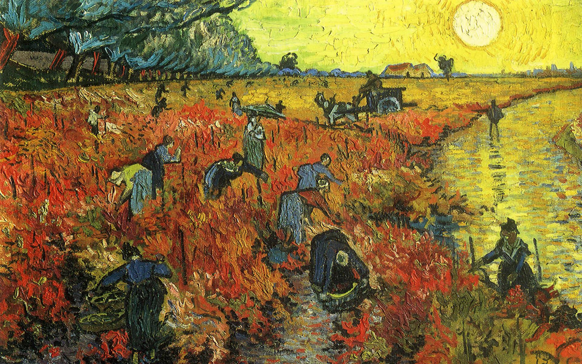 Vincent Van Gogh Un portrait @ Maison dans la Vallée   Paris   Île-de-France   France