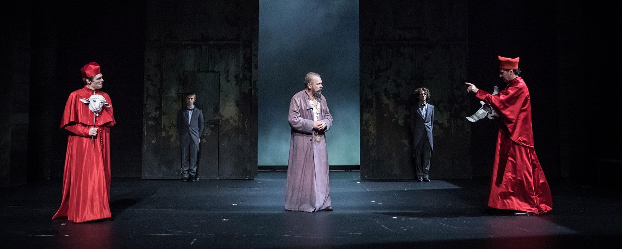 La Vie de Galilée De Bertolt Brecht @ Carré Sénart | Fontainebleau | Île-de-France | France