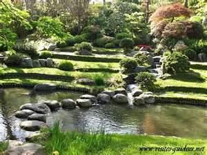 Jardin japonais 日本家庭 Jardin Renaissance @ Fontainebleau   Île-de-France   France