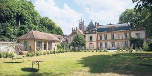 Déjeuner champêtre au Château de Rosa Bonheur @ Château Rosa Bonheur