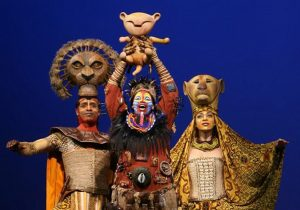 Le Roi Lion @ Théâtre Mogador   Fontainebleau   Île-de-France   France